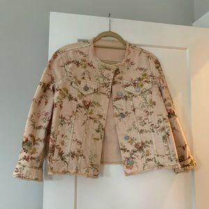 Rebecca taylor Jean jacket